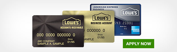Apply & Manage Lowe s Consumer Credit Card line